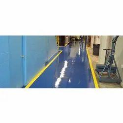 Glossy Polyurethane Floor Topping