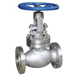 Alloy Steel Three-way and Angle Control Valves, For Industrial