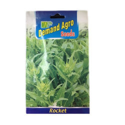 DAS Rocket Seeds, Pack Size: 50 Seed/packets