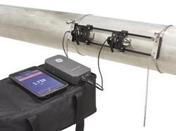 TransPort PT900 Portable Ultrasonic Flow Meter for Liquids