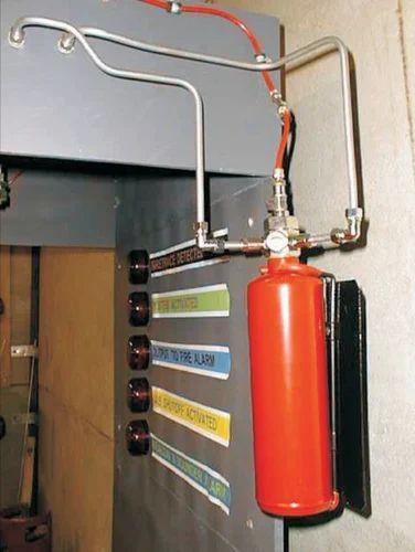 Indirect Fire Suppression System Supremex Equipments