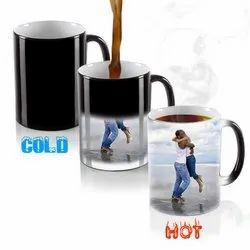 Ceramic Magic Coffee Mug, For Home