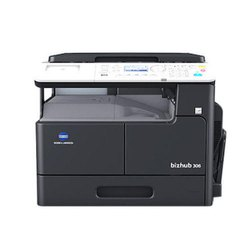 Bizhub 306 Konica Minolta Photocopy Machine