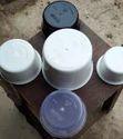 750 Ml Round Plastic Food Container