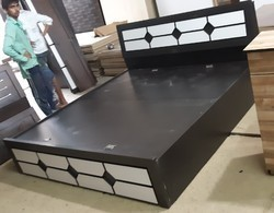 Particle Board Bed