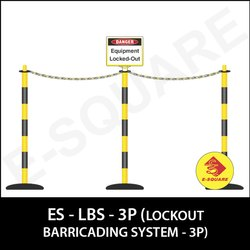 Lockout Barricading System