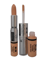 Ads Foundation And Concealer Double Action, Pack Size: 41 Gm