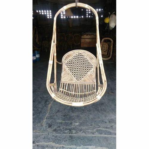 Cane Wood Brown Cane Swing Chair Rs 2800 Piece Guru Enterprises Id 18232070455