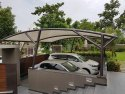 Tensile Structures House Shed