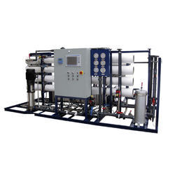 3000 LPH Industrial Reverse Osmosis Plant
