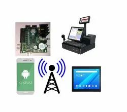 Bluetooth Weighing POS with Android Apps and RS232