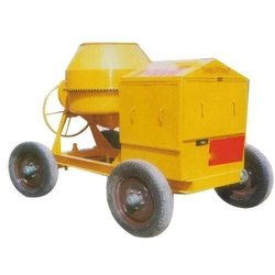Cement Concrete Bag Mixer