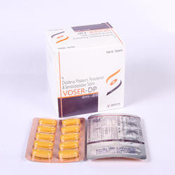 Diclofenac Potassium 50 mg   Serratiopeptidase 10 mg