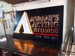 Stainless Steel Sign Board