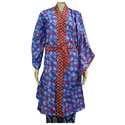 Designing Printed Dressing Bathrobe