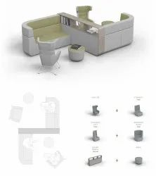 Elements Integrated Smart Seating C9