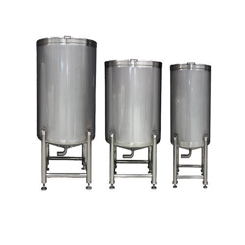 Stainless Steel Tanks with Measurement