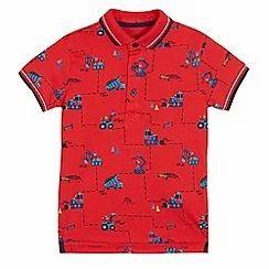 Baby Boys Hosiery Printed Polo T Shirt For Kids