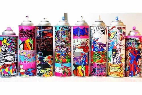 non toxic graffiti spray paints for graffiti decoration rs 250