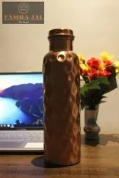 Dhrama Pure Copper Water Bottle