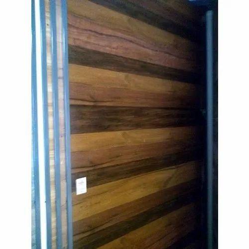 Pvc Wooden Finish Decorative Laminates Rs 1250 Sheet Kalash Sales