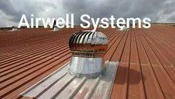 Industrial Aluminum Air Ventilator