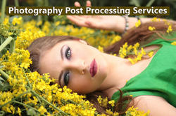 Post-Production Photography Services