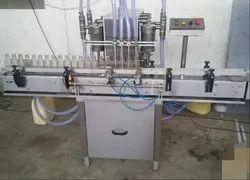 Automatic Liquid Bottle Filling Machine