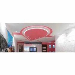 Gypsum False Ceiling Services