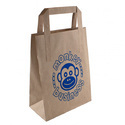 Screen Printed Paper Bags