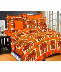 dashing look Cotton Printed Bedsheets