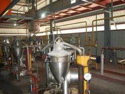 Dry Degumming Plant