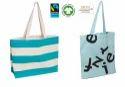 organic cotton shopping bags