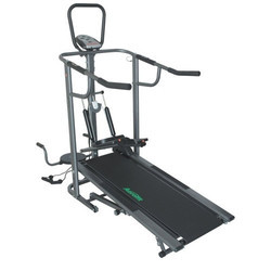 Aerofit Multi Functional Manual Treadmill Af 599