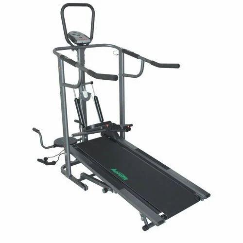 AF 902 Aerofit Multi Functional Manual Motorized Treadmill
