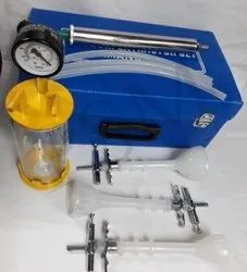 Vacuum Extractor Set With Silicon Vacuum Cup Release Valve