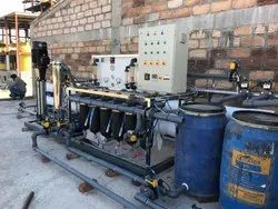 RO Plant for Seawater Desalination