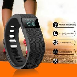 ROQ TW64 Bluetooth Smart Bracelet for Andriod/IOS Mobile Phone