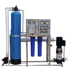 Commercial 100 LPH RO Plant