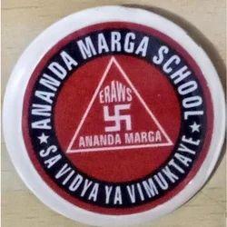 Iron School Badge