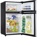 Leonard-Usa Mini Refrigerator-120-Double Door