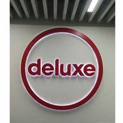 LED Deluxe Signage Logo