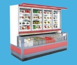 Combi Freezer for Mall