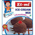 Chocolate Instant Ice Cream Mix