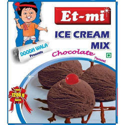 Chocolate Instant Ice Cream Mix 200g