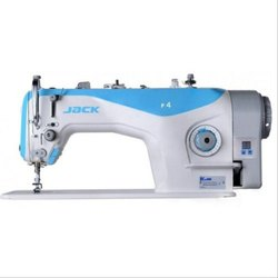 Semi-Automatic Jack Model F4 Direct Drive Sewing Machine, 240