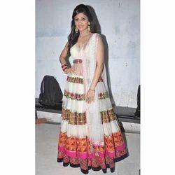 RCPC Bollywood Silk Dress