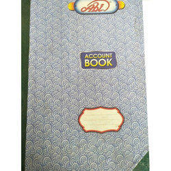 ABI Ledger Paper Office Account Notebook