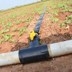 Plastic Spray Pipe System