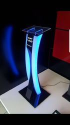 LED Acrylic Podium